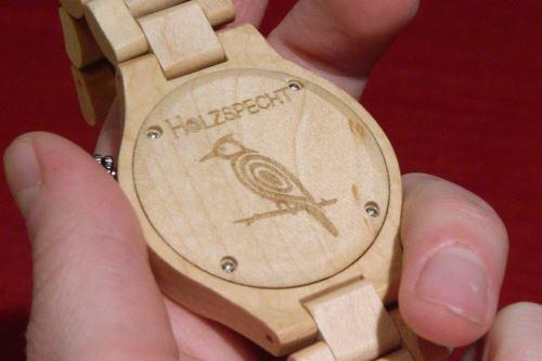 Holzspecht Holzuhren Über uns