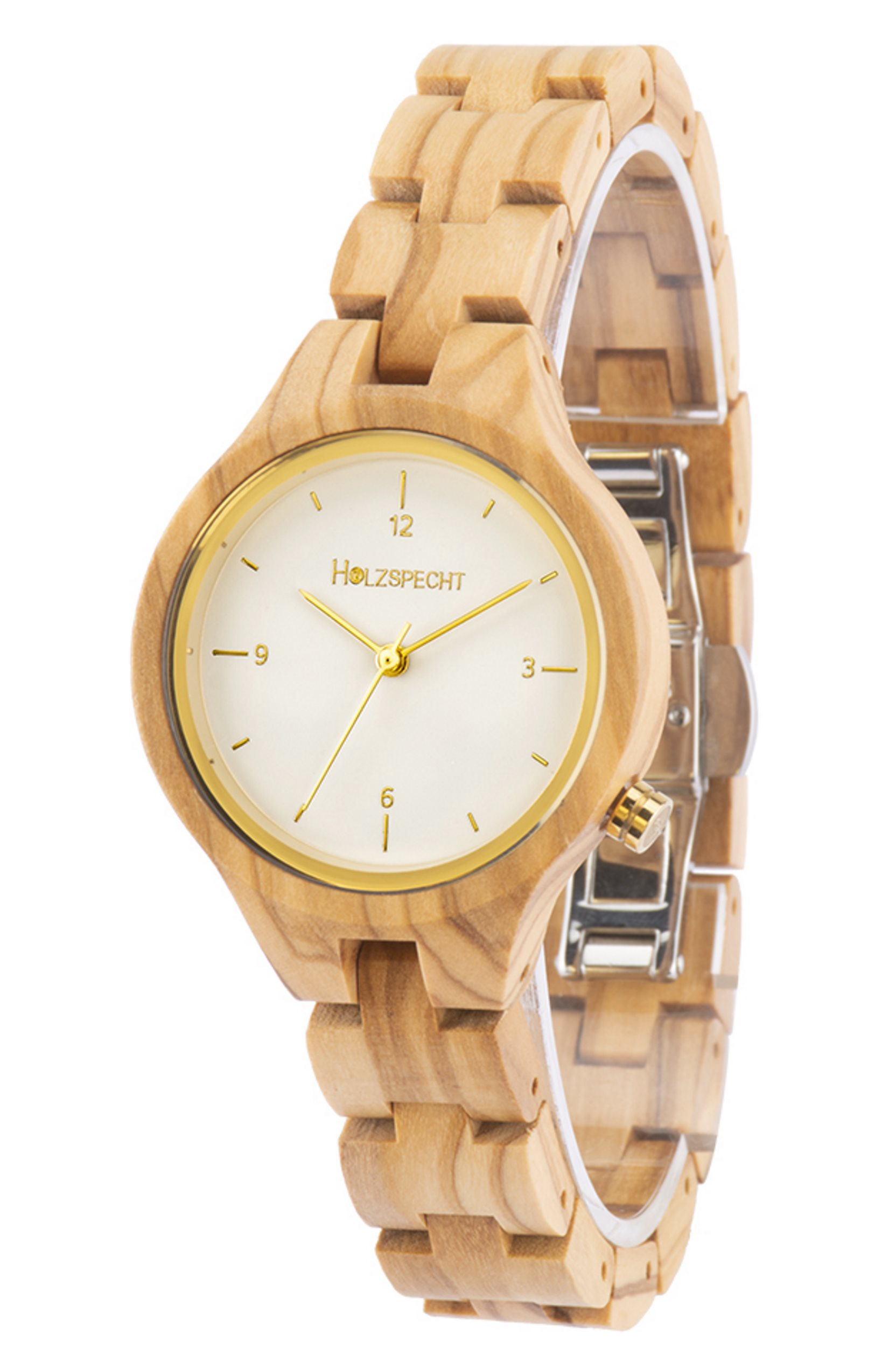 Holzspecht Wood watch Waldgoldstern Olive