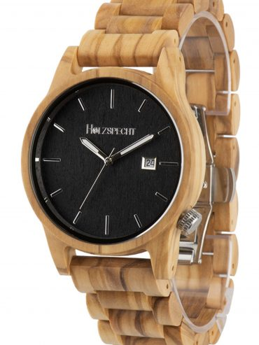 Holzspecht Wood Watch Wildensteiner Olive