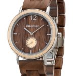 Holzspecht Wooden Watch Karwendel Maple Walnut
