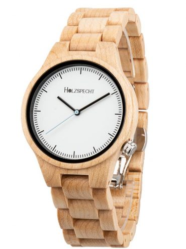 Wooden Watch Dachstein Maple