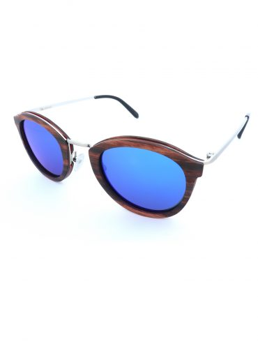 Wooden Sunglasses Free Sight Ebony
