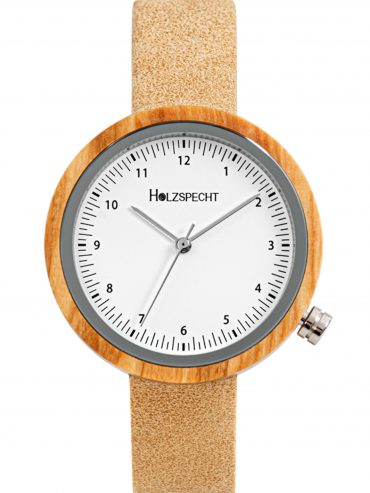 Holzspecht Wristwatch out of Wood