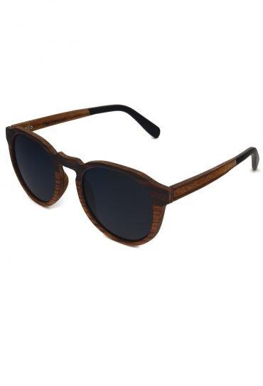 Holzspecht Sonnenbrille aus Holz Lichtblick